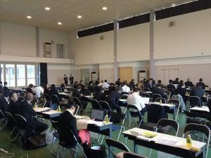 リハビリテーションカレッジ島根にて、参加企業数の多さにびっくり!